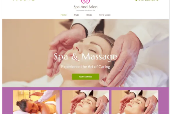 Spa and Salon